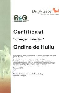 Module 2 certificaat